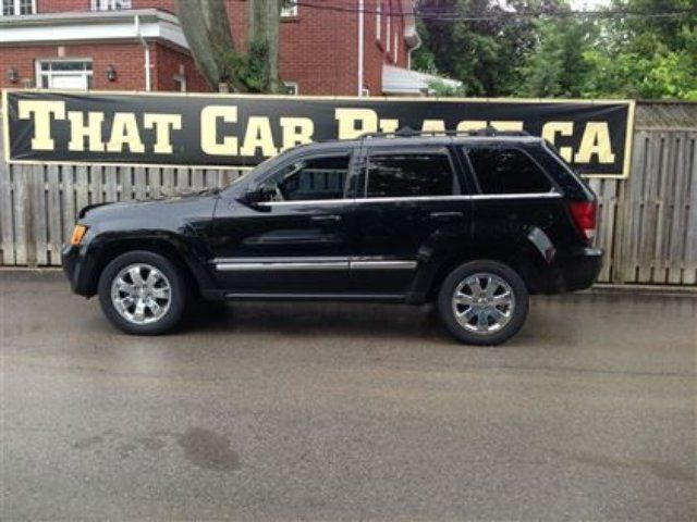 2008 jeep grand cherokee limited diesel london ontario used car for sale. Black Bedroom Furniture Sets. Home Design Ideas