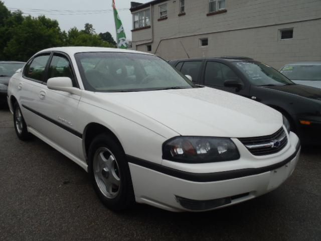 2002 chevrolet impala ls 3 8 l mint scarborough ontario. Cars Review. Best American Auto & Cars Review