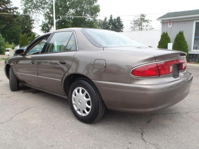 2001 buick century limited oshawa ontario used car for sale. Black Bedroom Furniture Sets. Home Design Ideas
