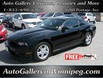 2012 Ford Mustang *305HP / 6 Speed* in Winnipeg, Manitoba