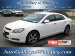 2012 Chevrolet Malibu LT *Only 26,786kms!* in Winnipeg, Manitoba