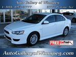 2012 Mitsubishi Lancer SE *Only 10,628kms!* in Winnipeg, Manitoba