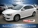 2012 Mitsubishi Lancer SE *Like new!* in Winnipeg, Manitoba