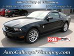 2012 Ford Mustang *6spd/Lthr/Alloys* in Winnipeg, Manitoba