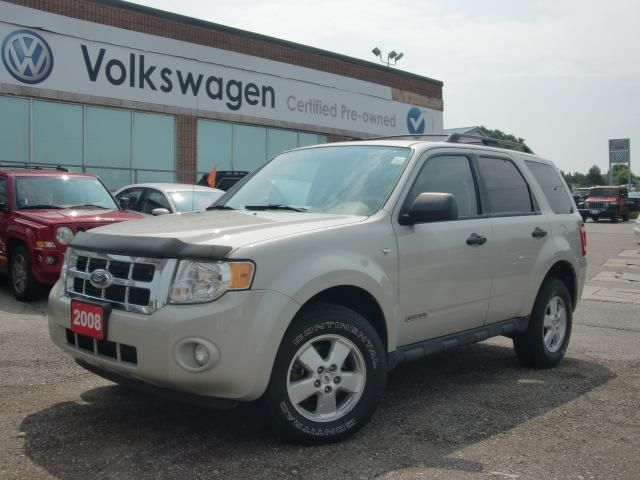 2008 Ford Escape Xlt 4wd Barrie Ontario Used Car For Sale