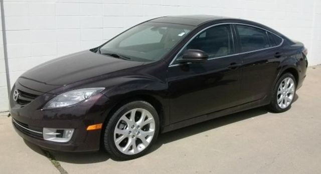 2009 mazda mazda6 gt edmonton alberta used car for sale. Black Bedroom Furniture Sets. Home Design Ideas