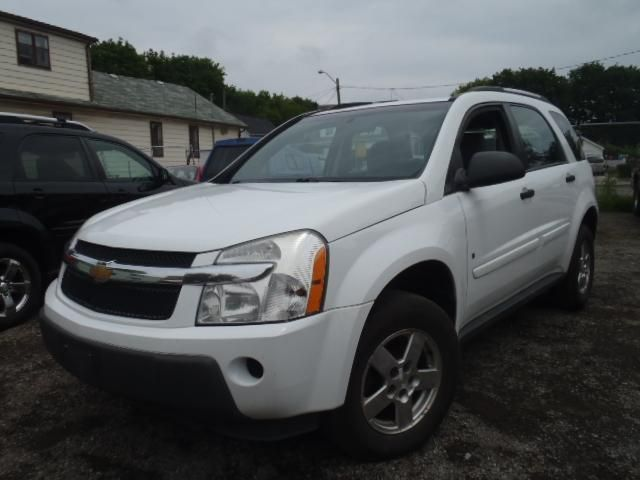 2006 chevrolet equinox ls white mamoons service. Black Bedroom Furniture Sets. Home Design Ideas