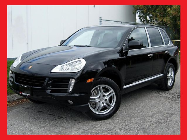 2009 porsche cayenne s v8 loaded warr toronto ontario. Black Bedroom Furniture Sets. Home Design Ideas