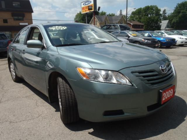 2009 toyota camry le markham ontario used car for sale. Black Bedroom Furniture Sets. Home Design Ideas