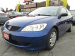 2005 Honda Civic *Coupe 5 Spd A/C in North York, Ontario