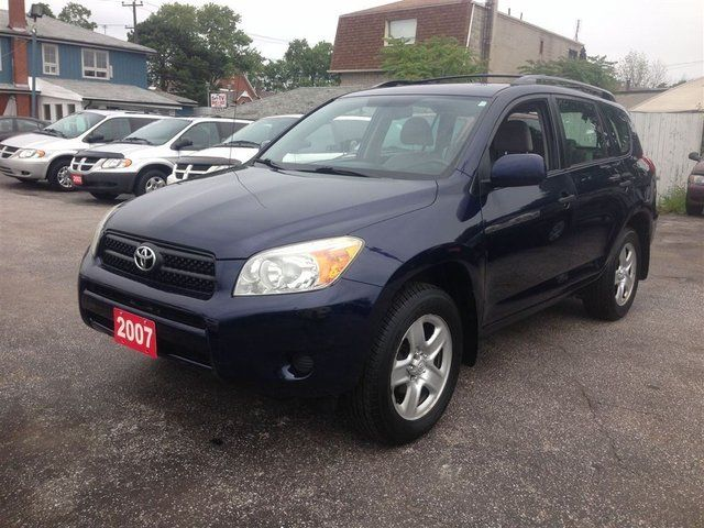 2007 toyota rav4 power windows 4cyl awd scarborough. Black Bedroom Furniture Sets. Home Design Ideas