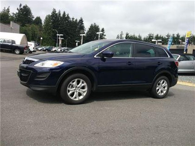 2011 mazda cx 9 gs awd certified pre owned maz surrey. Black Bedroom Furniture Sets. Home Design Ideas
