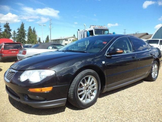 Used Car Lots Edmonton: 2003 Chrysler 300M SPECIAL EDITION