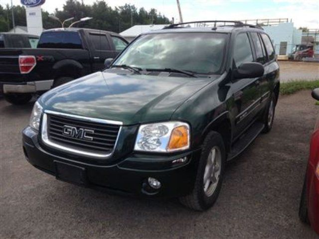 2004 gmc envoy sle kaladar ontario used car for sale. Black Bedroom Furniture Sets. Home Design Ideas