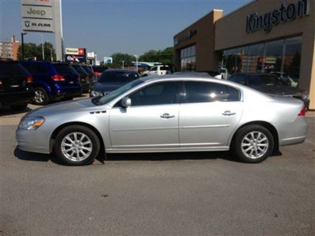 2011 buick lucerne cx kingston ontario used car for sale. Black Bedroom Furniture Sets. Home Design Ideas