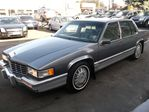 1993 Cadillac DeVille BEAUTIFUL CAR-ONLY 126 K-POWER WINDOWS/DOOR-VERY GOOD CONDITION in Ottawa, Ontario