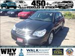 2010 Chrysler Sebring LX $109/BI-WEEKLY BAD CREDIT OK * AT 4.79% in London, Ontario