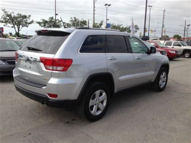 2013 jeep grand cherokee laredo etobicoke ontario used car for sale. Black Bedroom Furniture Sets. Home Design Ideas