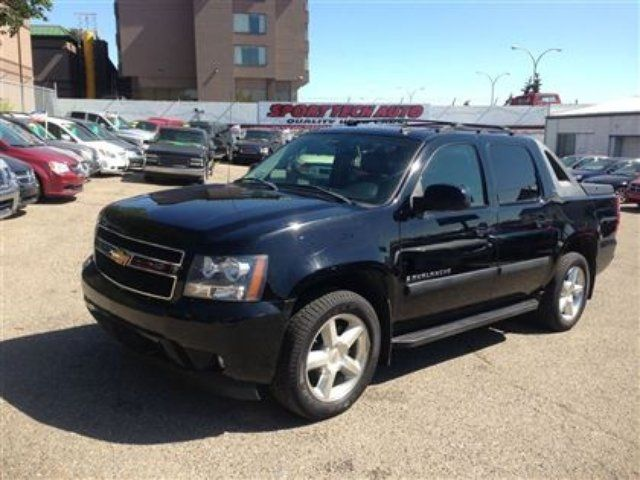 2007 chevrolet avalanche 1500 ltz leather calgary. Black Bedroom Furniture Sets. Home Design Ideas