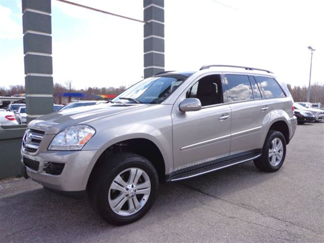 2007 mercedes benz gl class gl450 4matic navigatiob for 2007 mercedes benz gl class for sale
