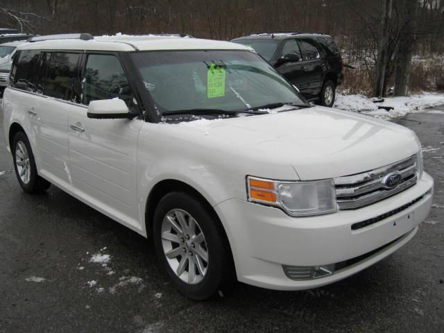 2009 ford flex sel richmond hill ontario used car for. Black Bedroom Furniture Sets. Home Design Ideas
