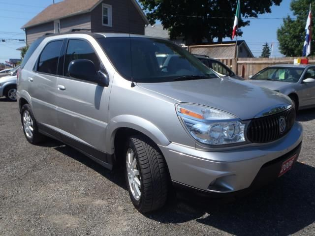 2006 buick rendezvous cx oshawa ontario used car for sale. Cars Review. Best American Auto & Cars Review