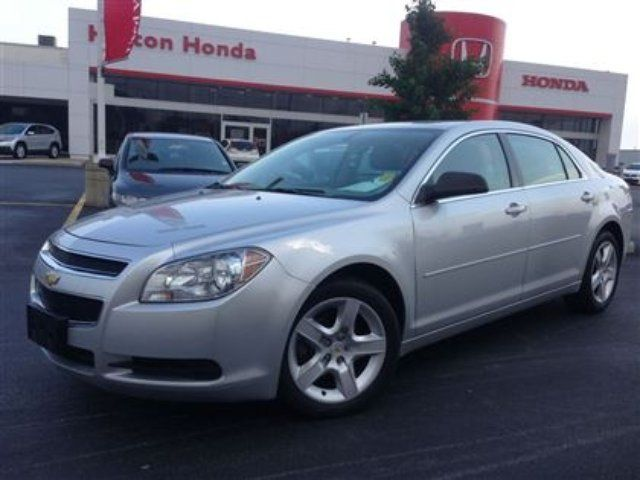 2012 chevrolet malibu ls burlington ontario used car. Black Bedroom Furniture Sets. Home Design Ideas