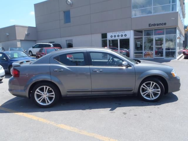 2013 dodge avenger sxt lindsay ontario used car for sale. Cars Review. Best American Auto & Cars Review