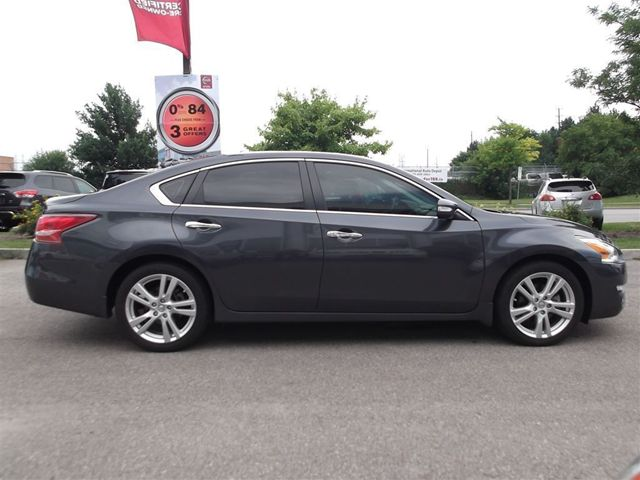 2013 Nissan Altima 3 5 Sl Leather Bose Audio Tinted