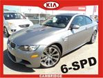 2009 BMW M3 6-SPD / NAV / EDC / CANADIAN CAR in Cambridge, Ontario