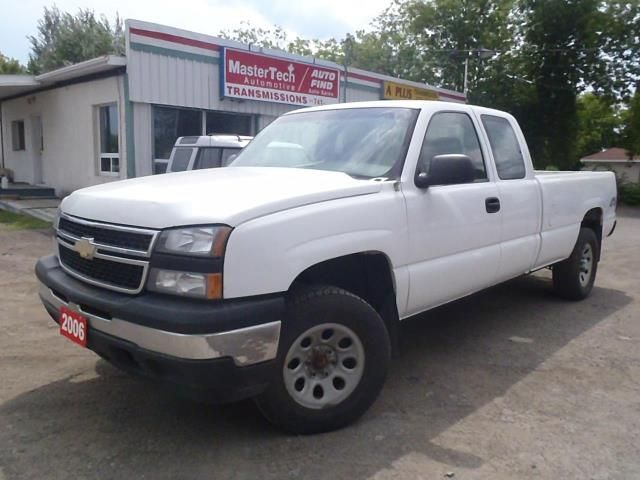 2006 chevrolet silverado 1500 ls navan ontario used car for sale. Cars Review. Best American Auto & Cars Review