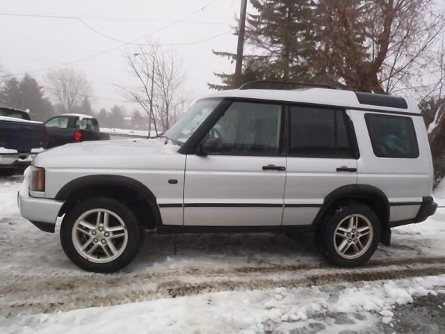 2003 land rover discovery ii se ottawa ontario used car. Black Bedroom Furniture Sets. Home Design Ideas