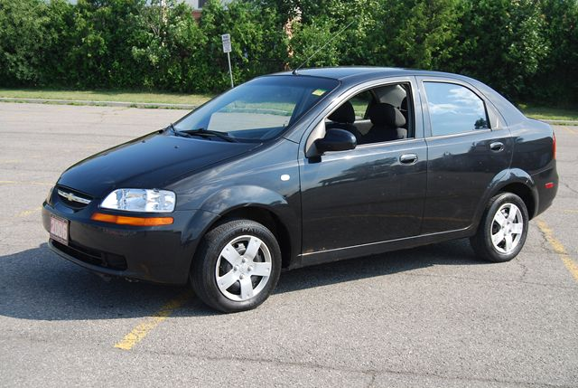 2006 Chevrolet Aveo Ls Ottawa Ontario Used Car For Sale
