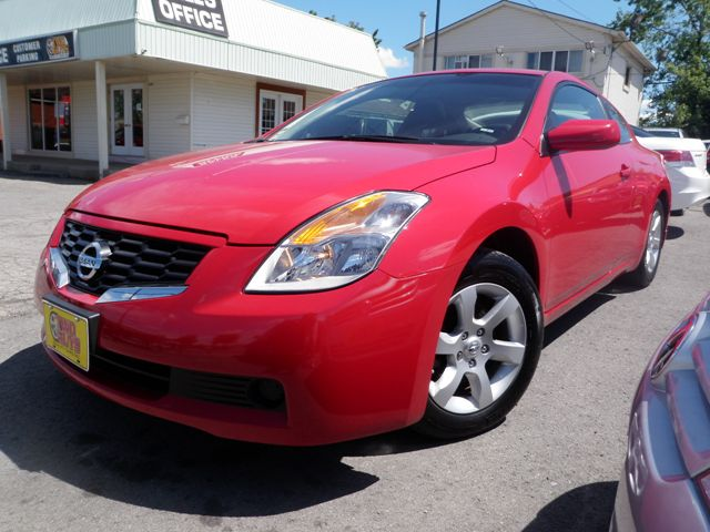 2009 nissan altima 2.5 s manual coupe