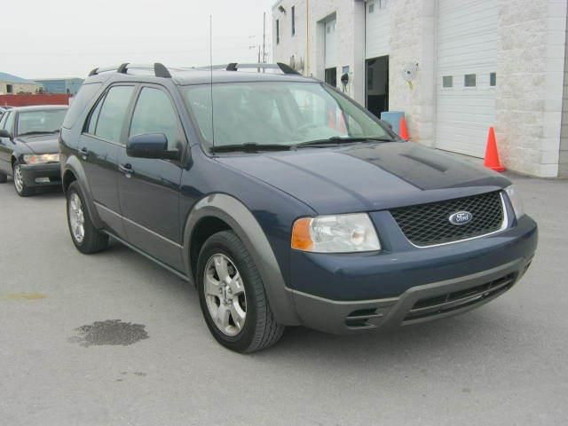 2007 ford freestyle sel innisfil ontario used car for sale. Black Bedroom Furniture Sets. Home Design Ideas