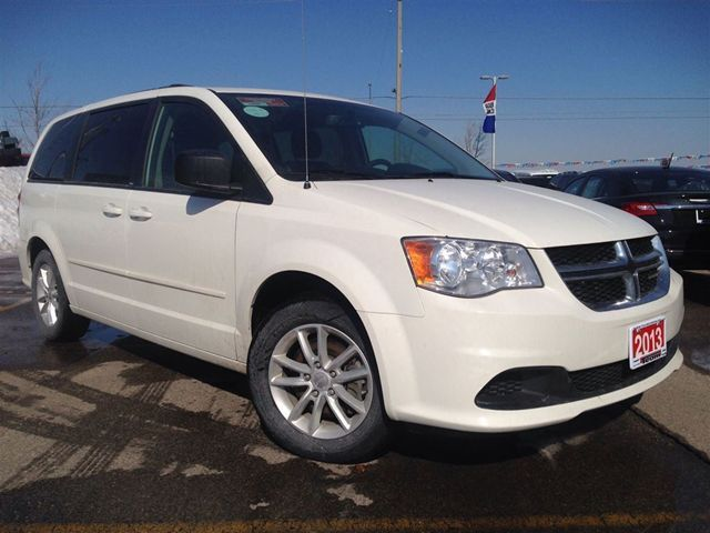 2013 dodge grand caravan best selling minivan for 30 years sxt fact mississauga. Black Bedroom Furniture Sets. Home Design Ideas