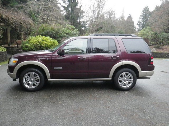 used 2008 ford explorer eddie bauer for sale. Black Bedroom Furniture Sets. Home Design Ideas