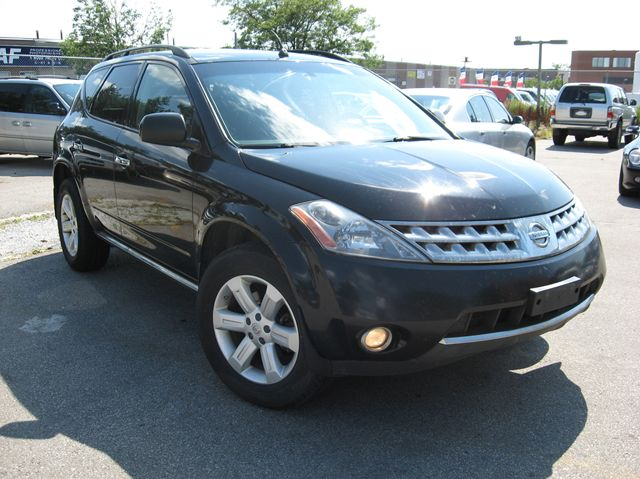 2007 nissan murano sl north york ontario used car for sale. Black Bedroom Furniture Sets. Home Design Ideas