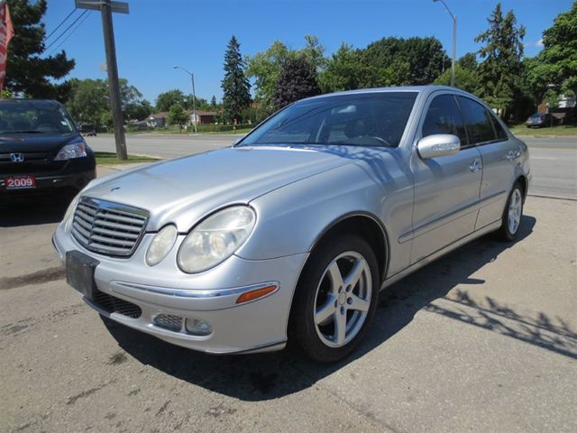 2003 mercedes benz e class e320 scarborough ontario for Mercedes benz 2003 e320