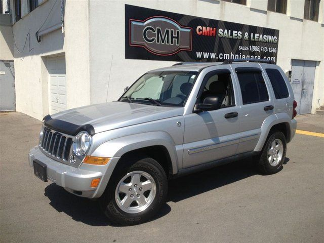 2005 jeep liberty limited diesel 4x4 alloy loaded in st catharines. Cars Review. Best American Auto & Cars Review