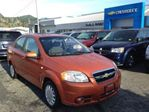 2007 Chevrolet Aveo FWD Manual w/ Sunroof in Coquitlam, British Columbia