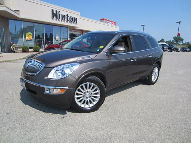 2009 buick enclave cxl awd perth ontario used car for sale. Black Bedroom Furniture Sets. Home Design Ideas