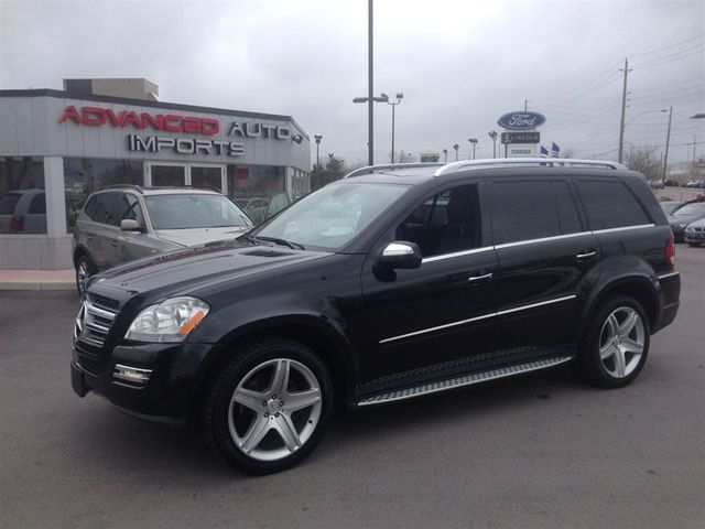 2010 mercedes benz gl class gl550 burlington ontario for 2010 mercedes benz gl class