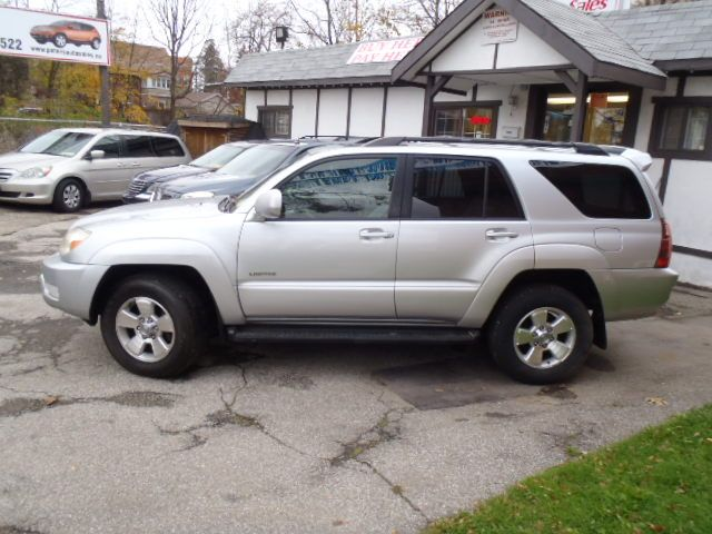 2005 toyota 4runner limited brampton ontario used car. Black Bedroom Furniture Sets. Home Design Ideas