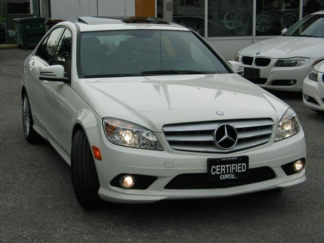 2010 mercedes benz c class sold scarborough ontario for Mercedes benz 2010 c class
