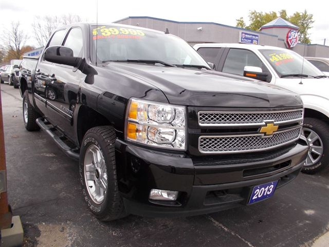 2013 chevrolet silverado 1500 ltz 4x4 leather nav crew cab sunroof. Cars Review. Best American Auto & Cars Review