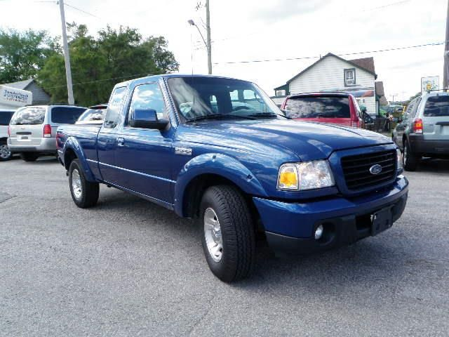 2008 Ford Ranger Sport - Barrie, Ontario Used Car For Sale
