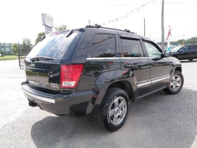 2005 jeep grand cherokee limited barrie ontario used car for sale. Black Bedroom Furniture Sets. Home Design Ideas