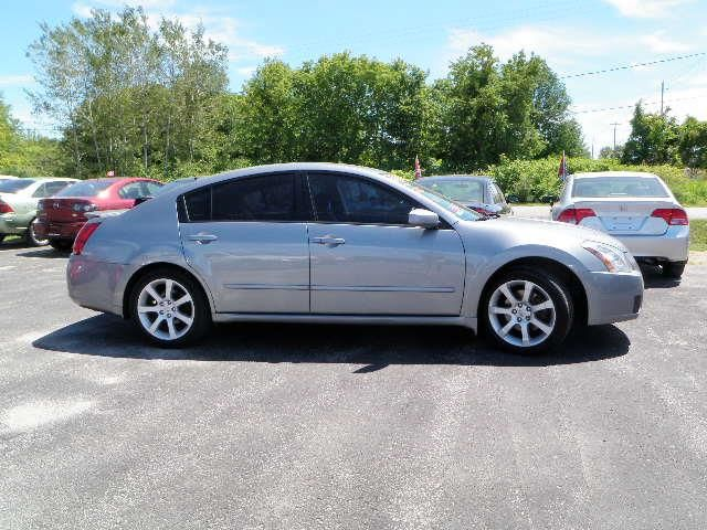 2007 nissan maxima 3 5 se orillia ontario used car for sale. Black Bedroom Furniture Sets. Home Design Ideas