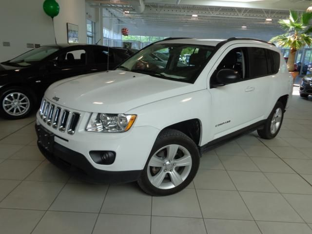 2012 jeep compass north ed 4wd gatineau quebec used. Black Bedroom Furniture Sets. Home Design Ideas